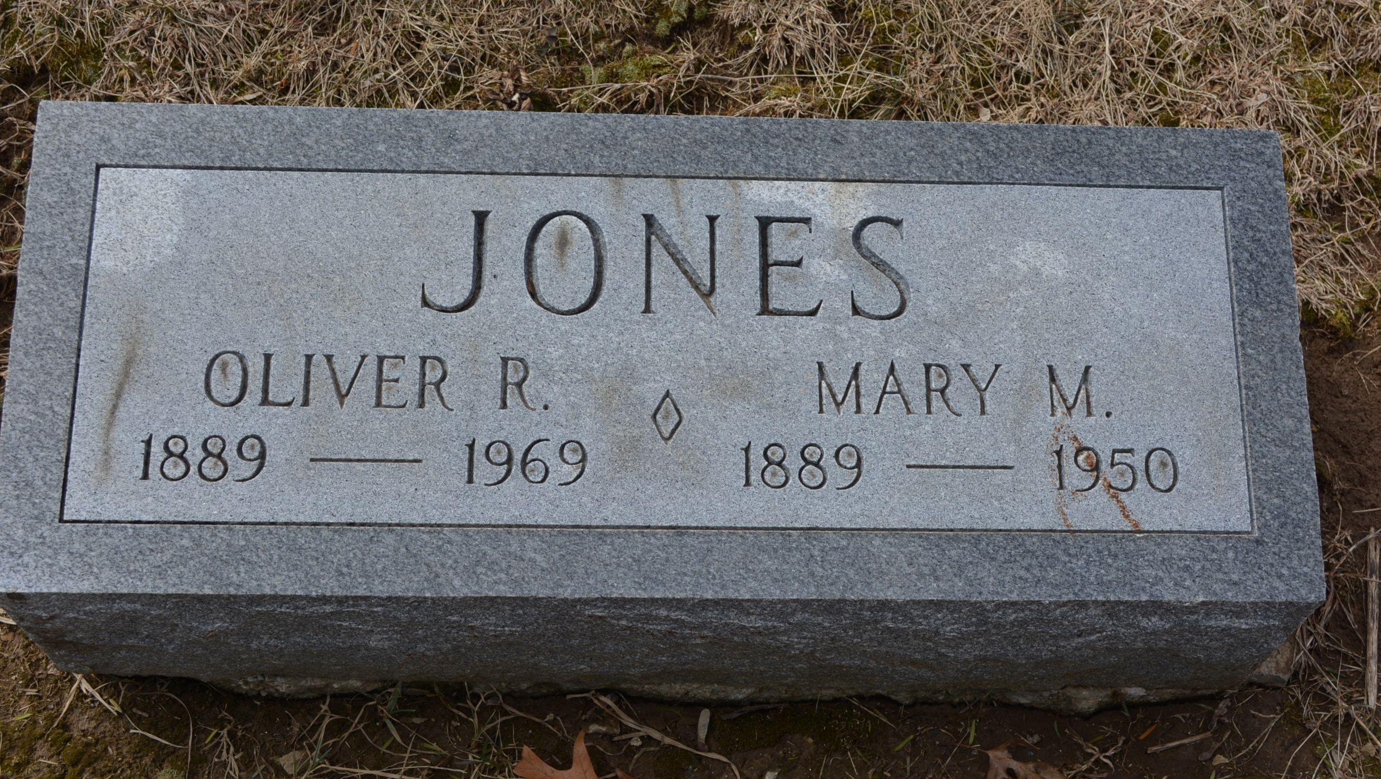 Roger F Jones