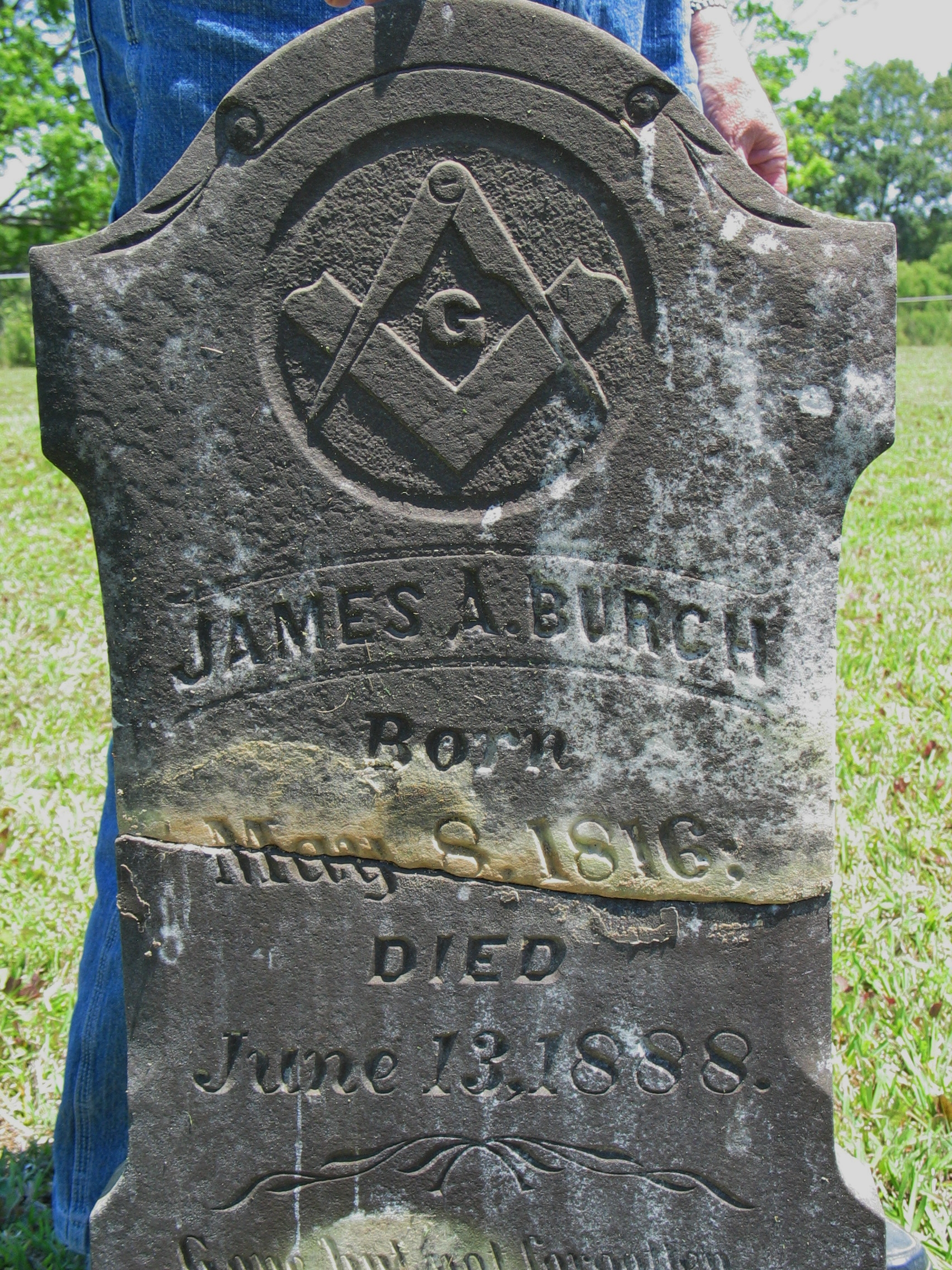 James Albert Burch