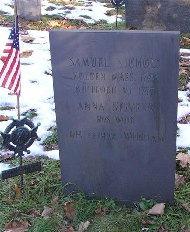Samuel Nichols