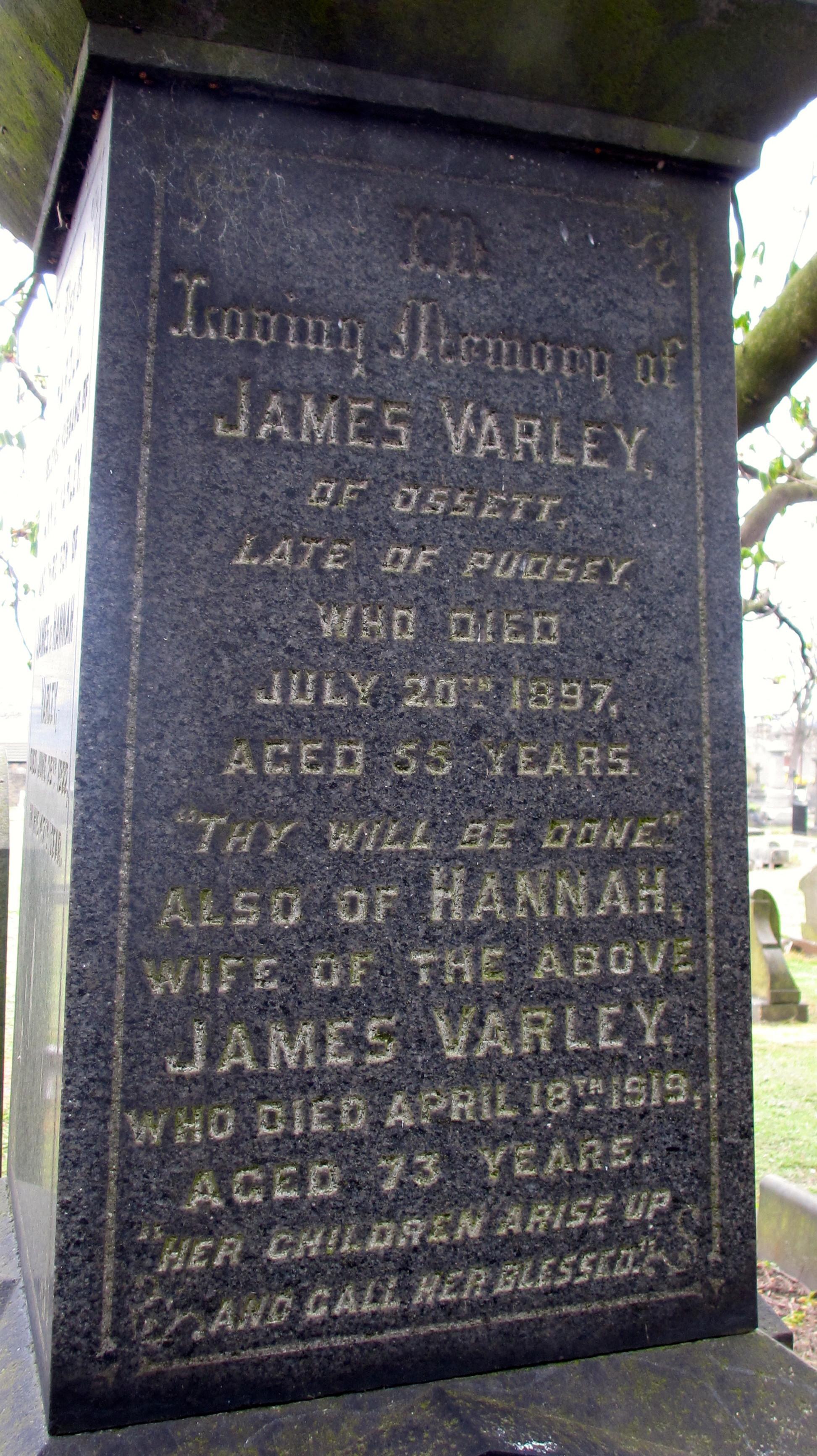James Varley
