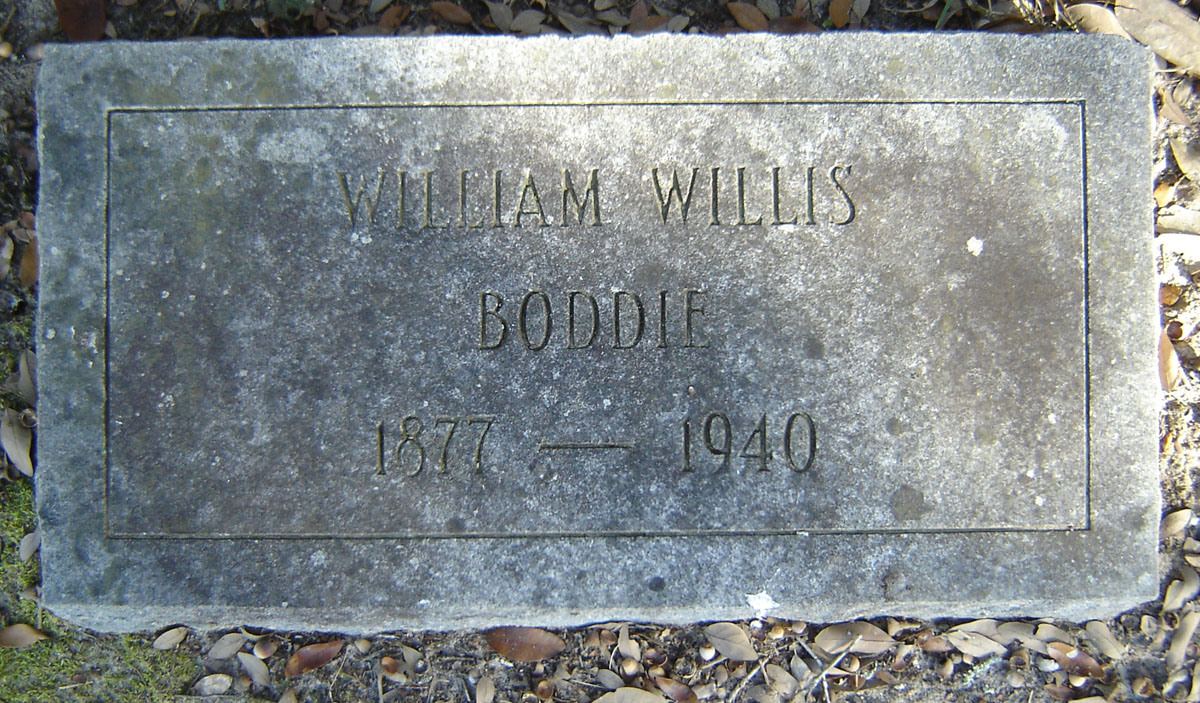 William Willis Boddie