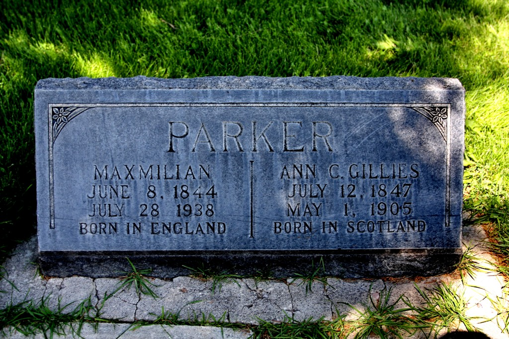 Maximillian Parker