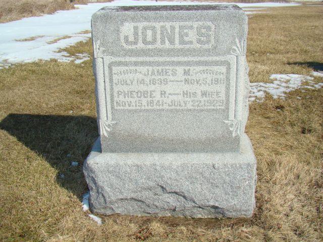 Melvin F Jones