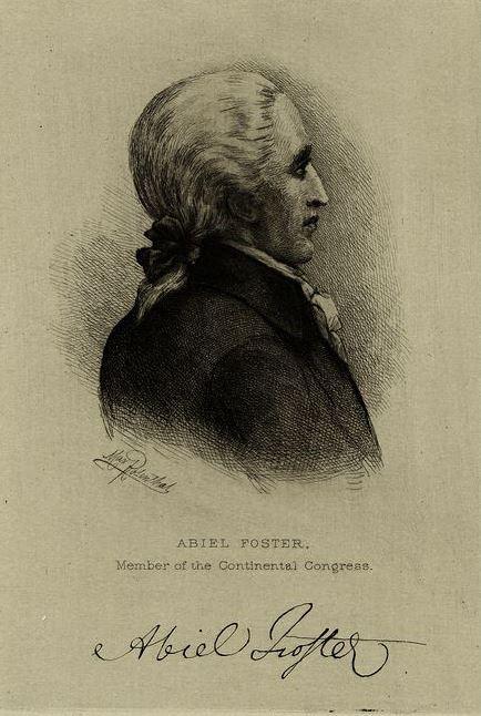 Abiel Foster