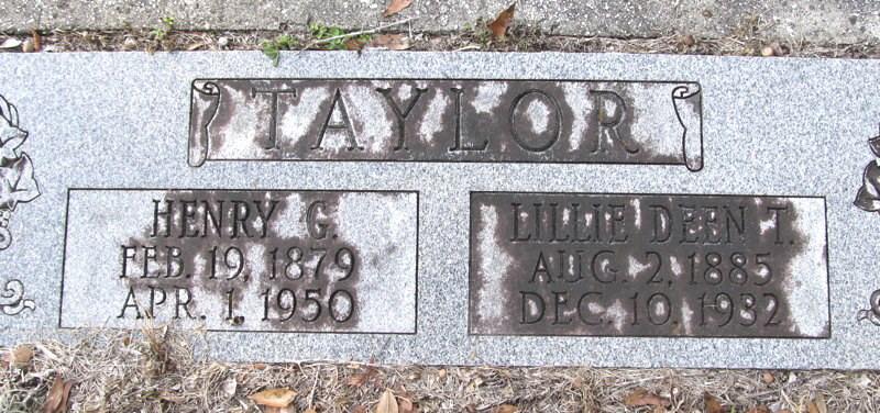 George Henry Taylor