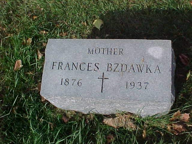 Emil Francis Bzdewka