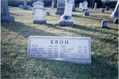 Mary Elizabeth Kroh