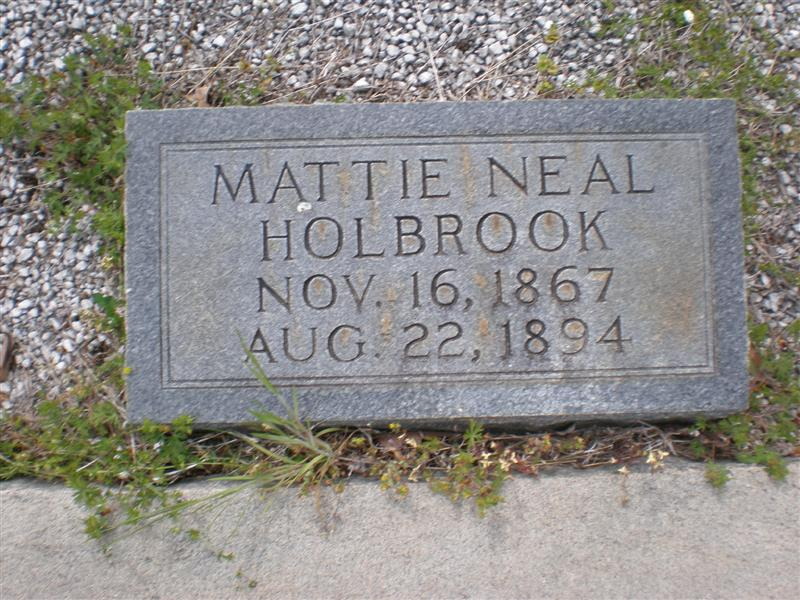 Mattie Lee Neal