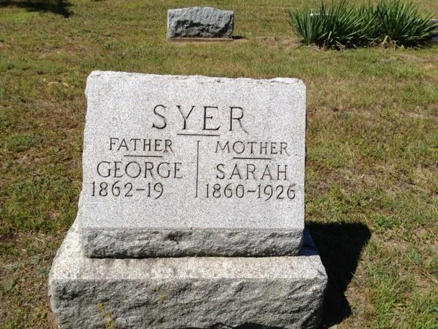 Sarah Jane Syer