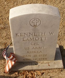 Kenneth W Lamott