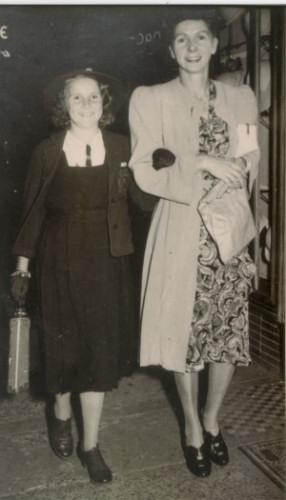 Rita and daughter Paulette