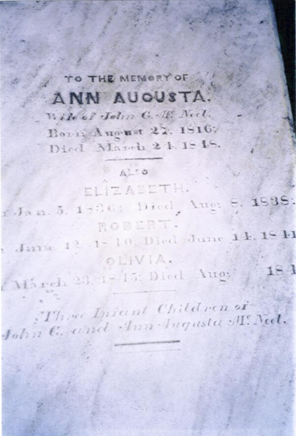 Eliza Martha Westall
