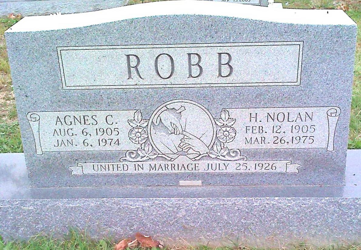 Henry Nolan Robb