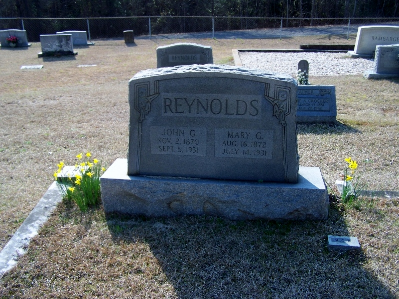 Green Reynolds