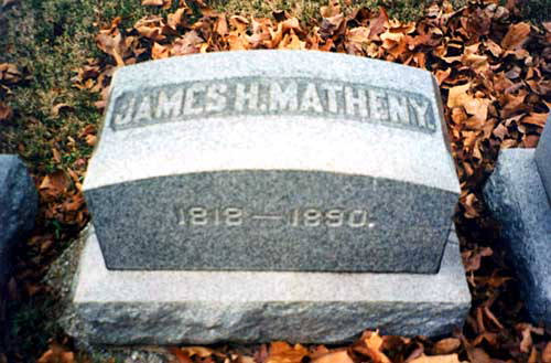 James H Matheny