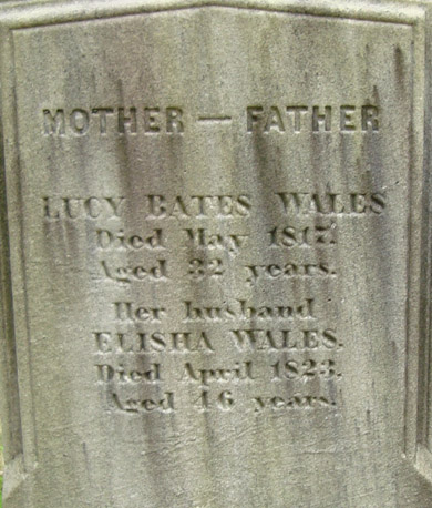 Lucy Bates