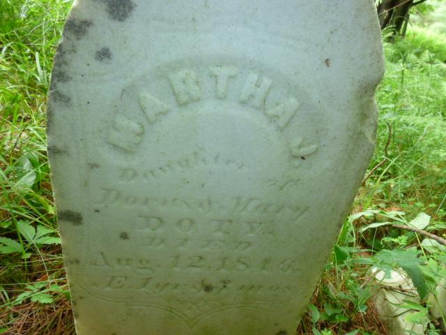 Martha J Doty