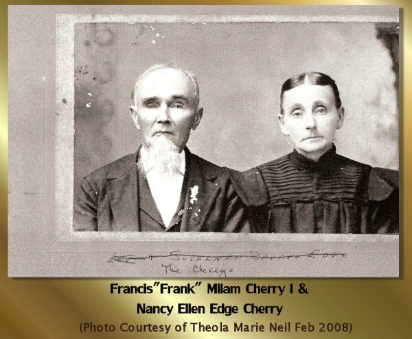 Francis Marion Cherry