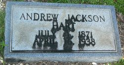 Andrew Jackson Hart