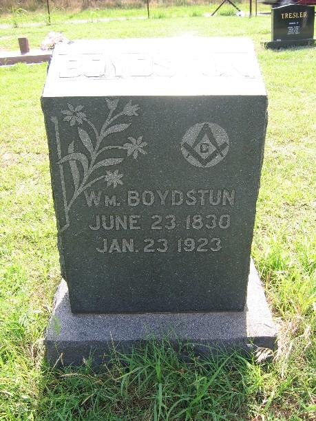 William Cavenaugh Boydstun