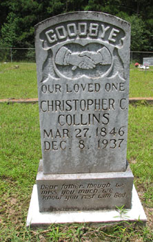 Christopher Columbus Collins