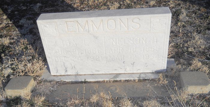 Nelson H Emmons