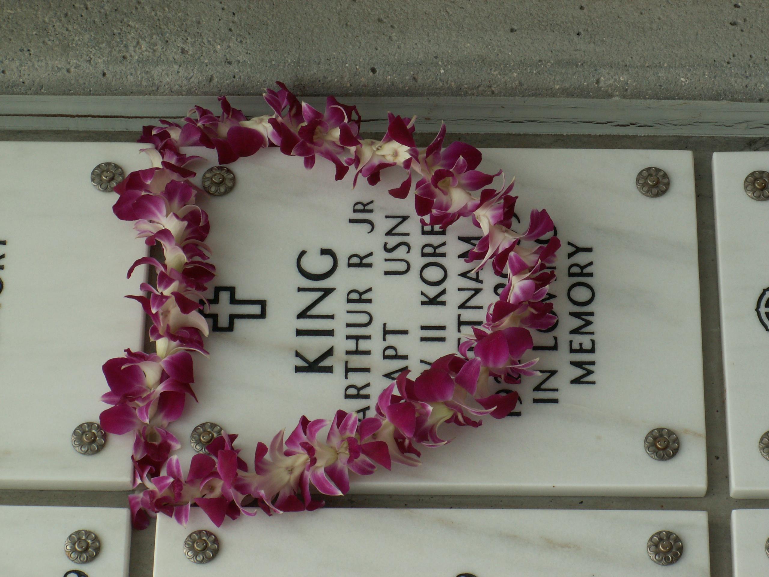 Arthur Richard King