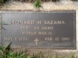 Leonard Sazama