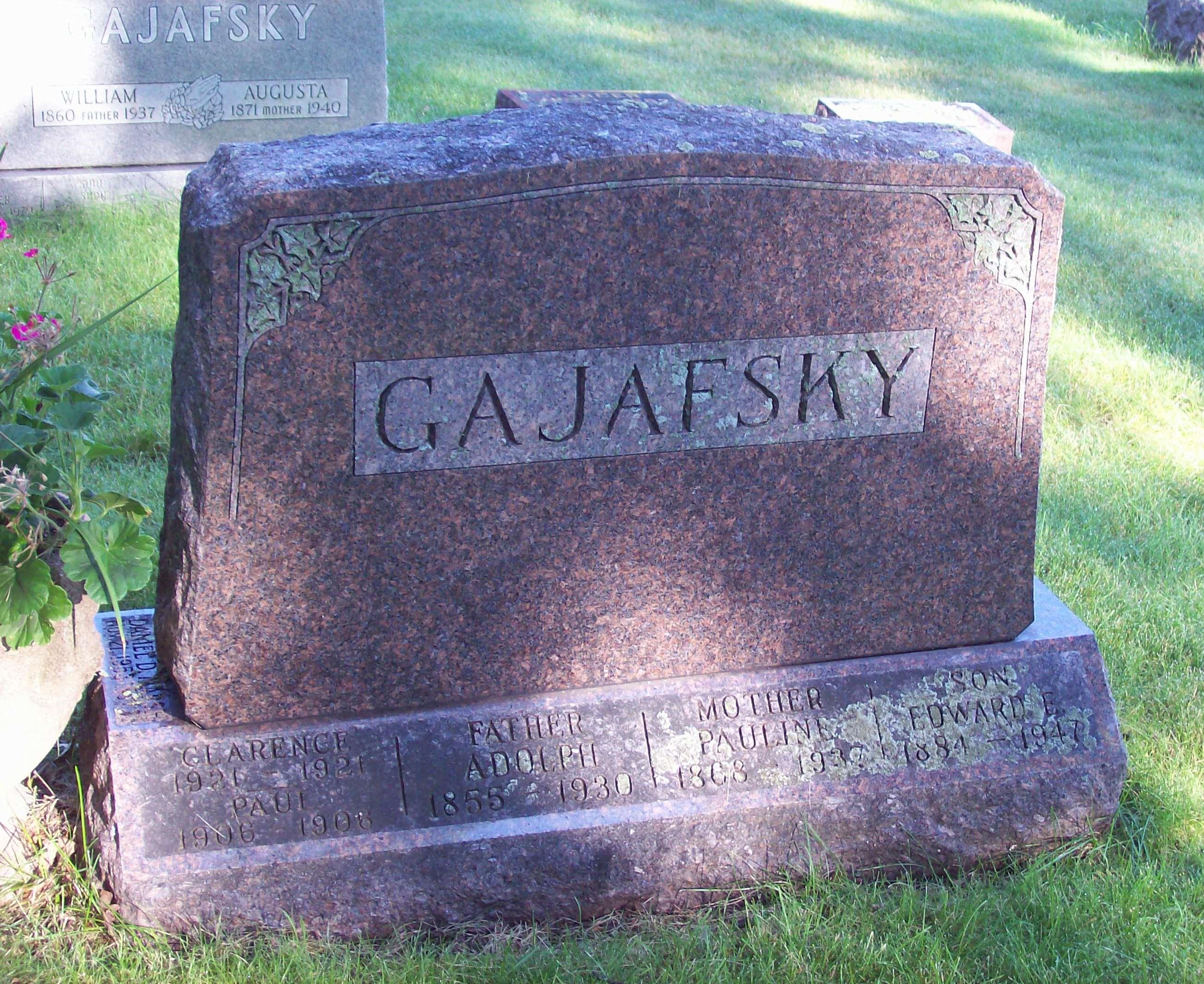 Gustav Adolph Gajafsky