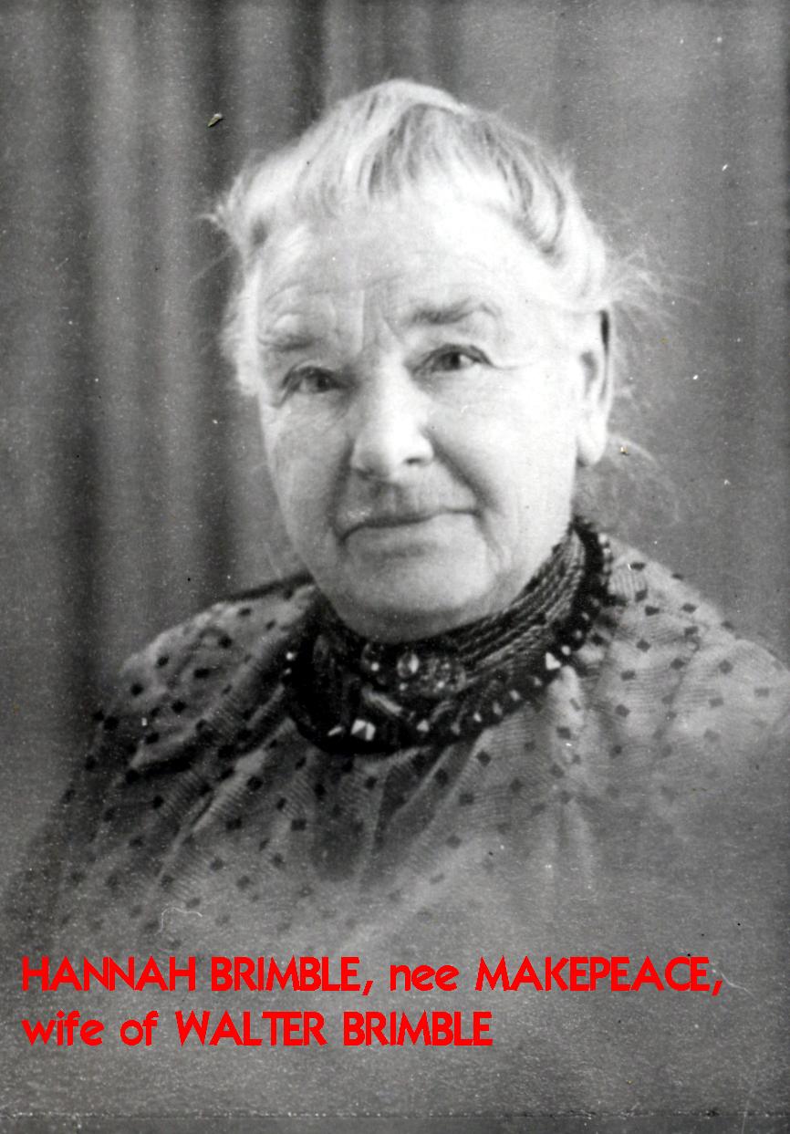 Eliza Makepeace