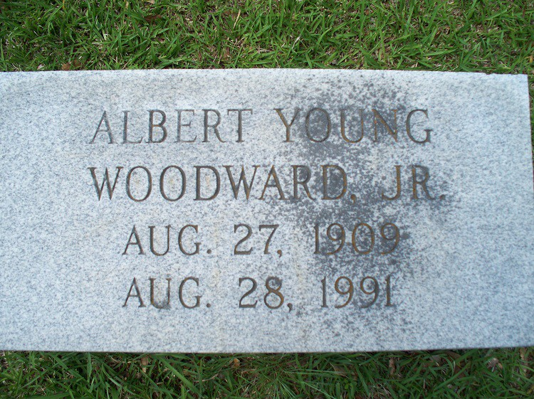 Albert Woodward