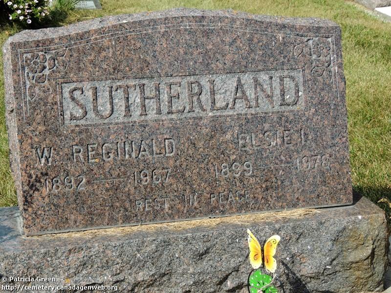 William David Sutherland