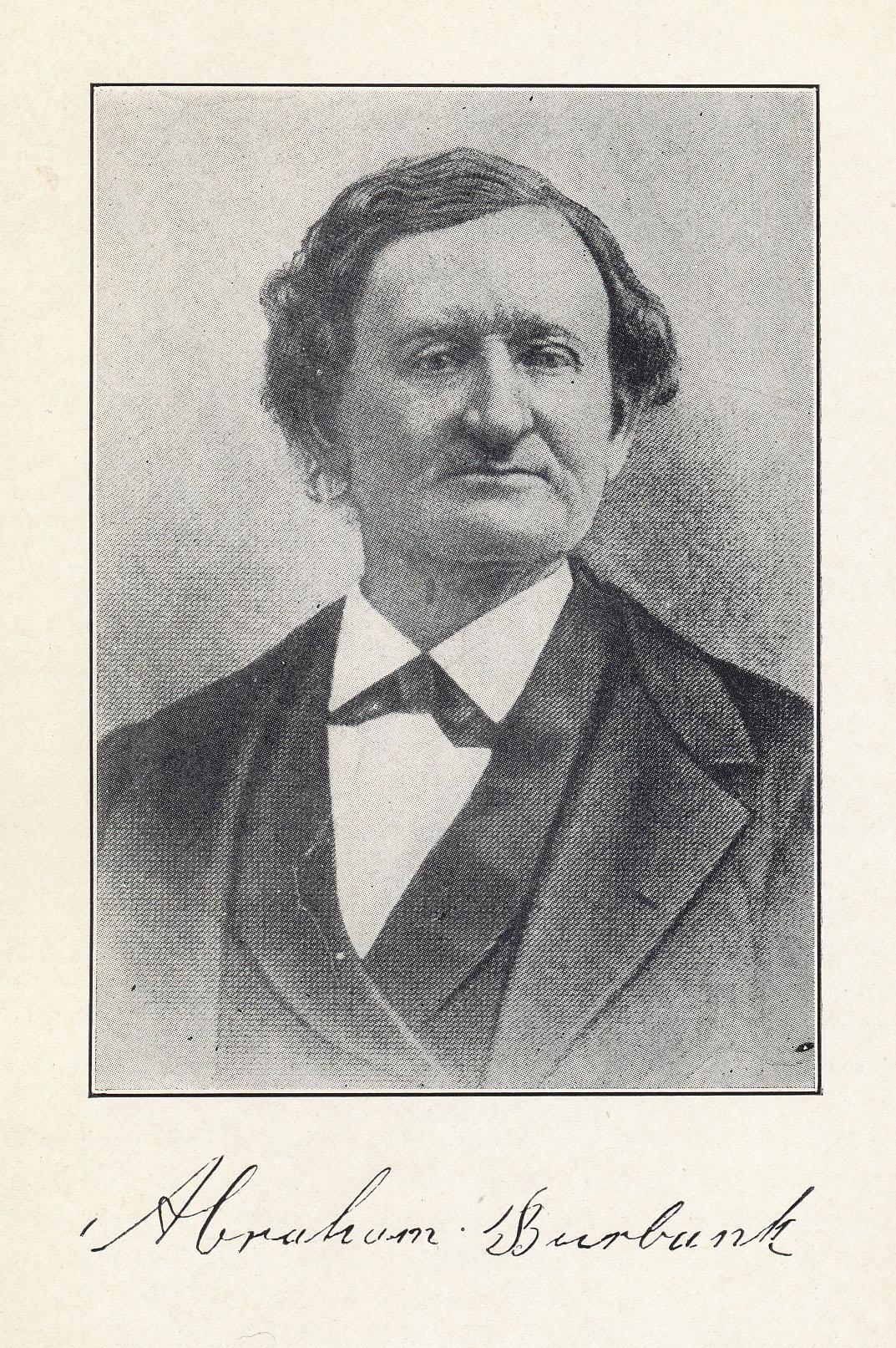 Abraham Burbank