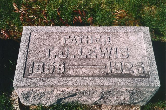 Thomas Jefferson Lewis