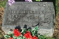 Delbert Holmes