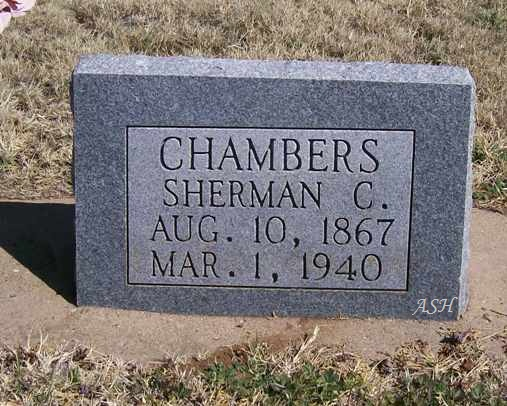 Sherman C Chambers