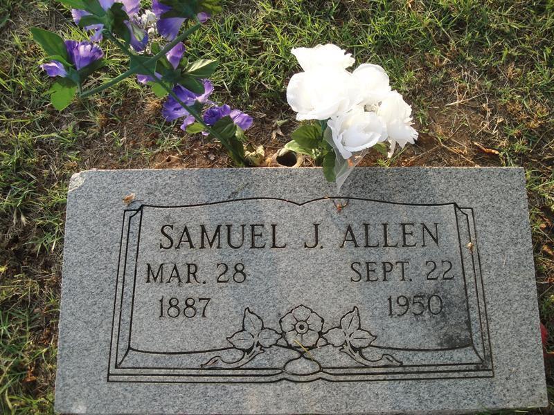 Samuel Jefferson Allen