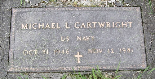 Michael Thomas Cartwright