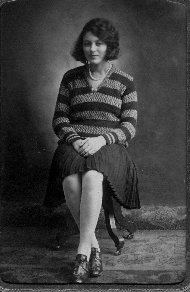 Gwendolyn Clara Gant