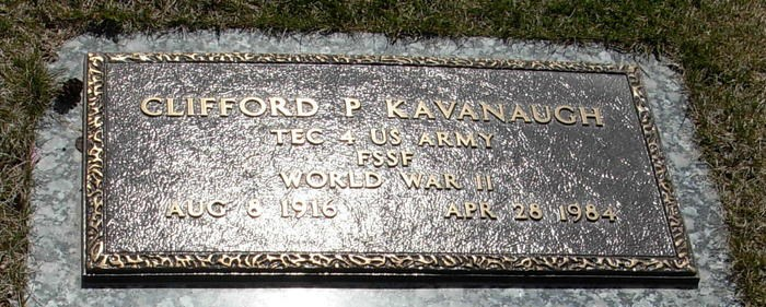 Clifford Ewing Kavanaugh
