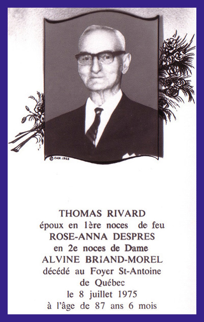 Thomas Rivard Dufresne