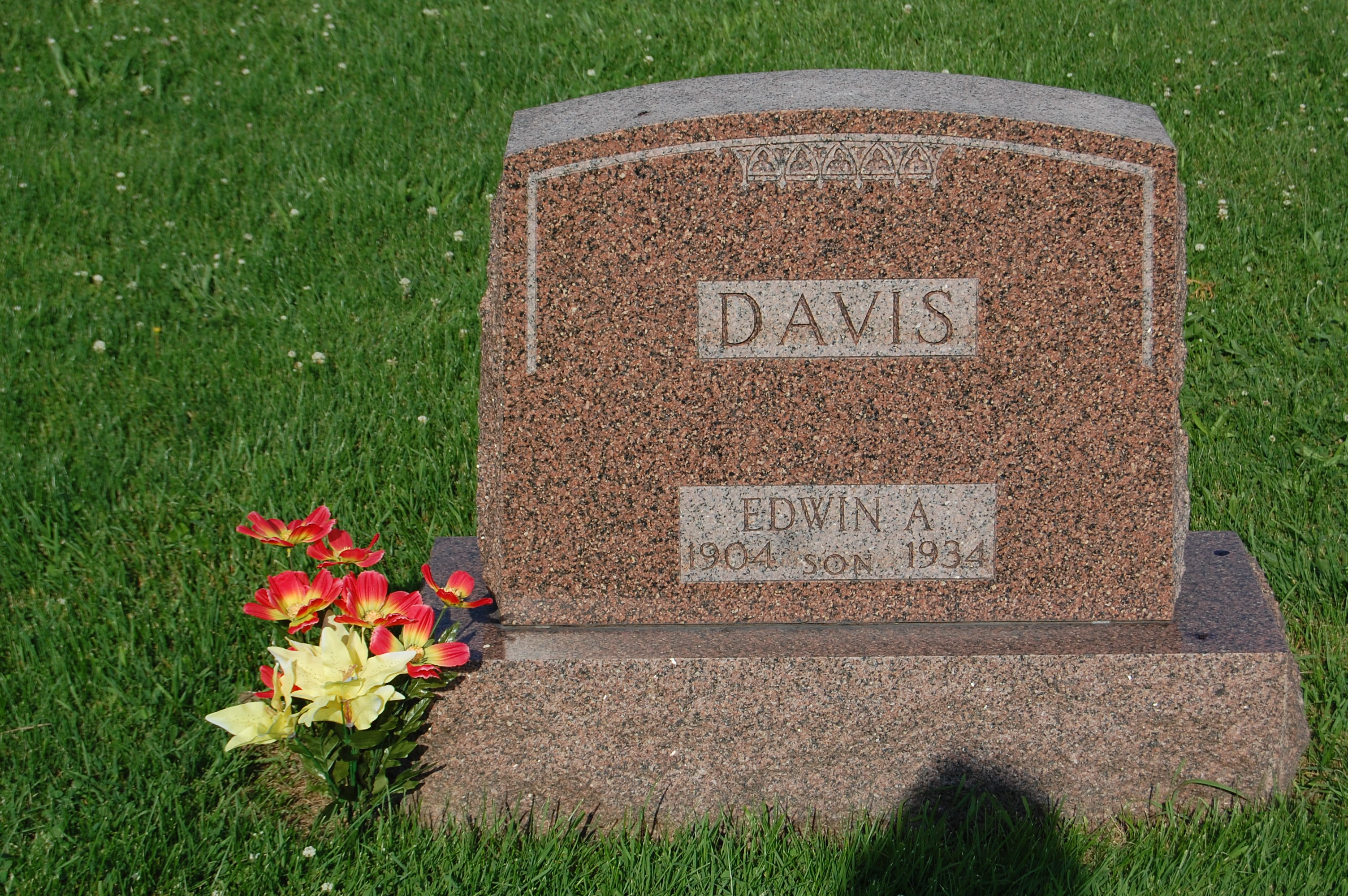 Edwin Adams Davis