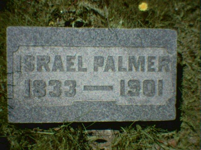 Israel Palmer