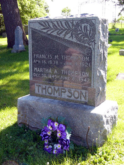 Martha Francis Thompson