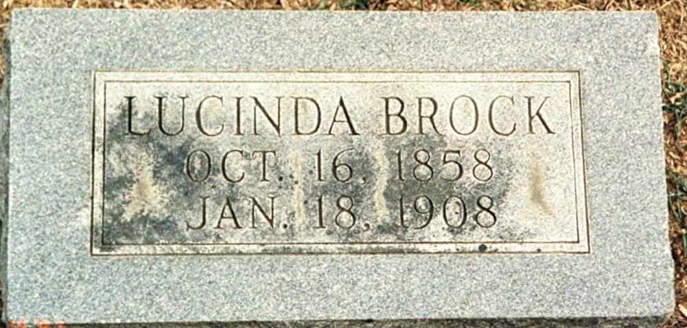 Lucinda Brock