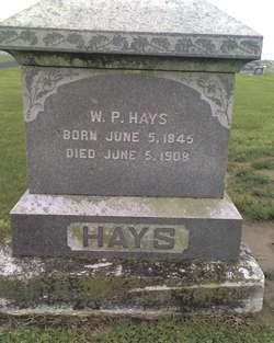 William Perry Hays