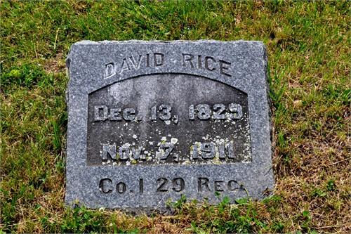 David Rice