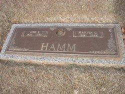 Glenn Bruce Hamm
