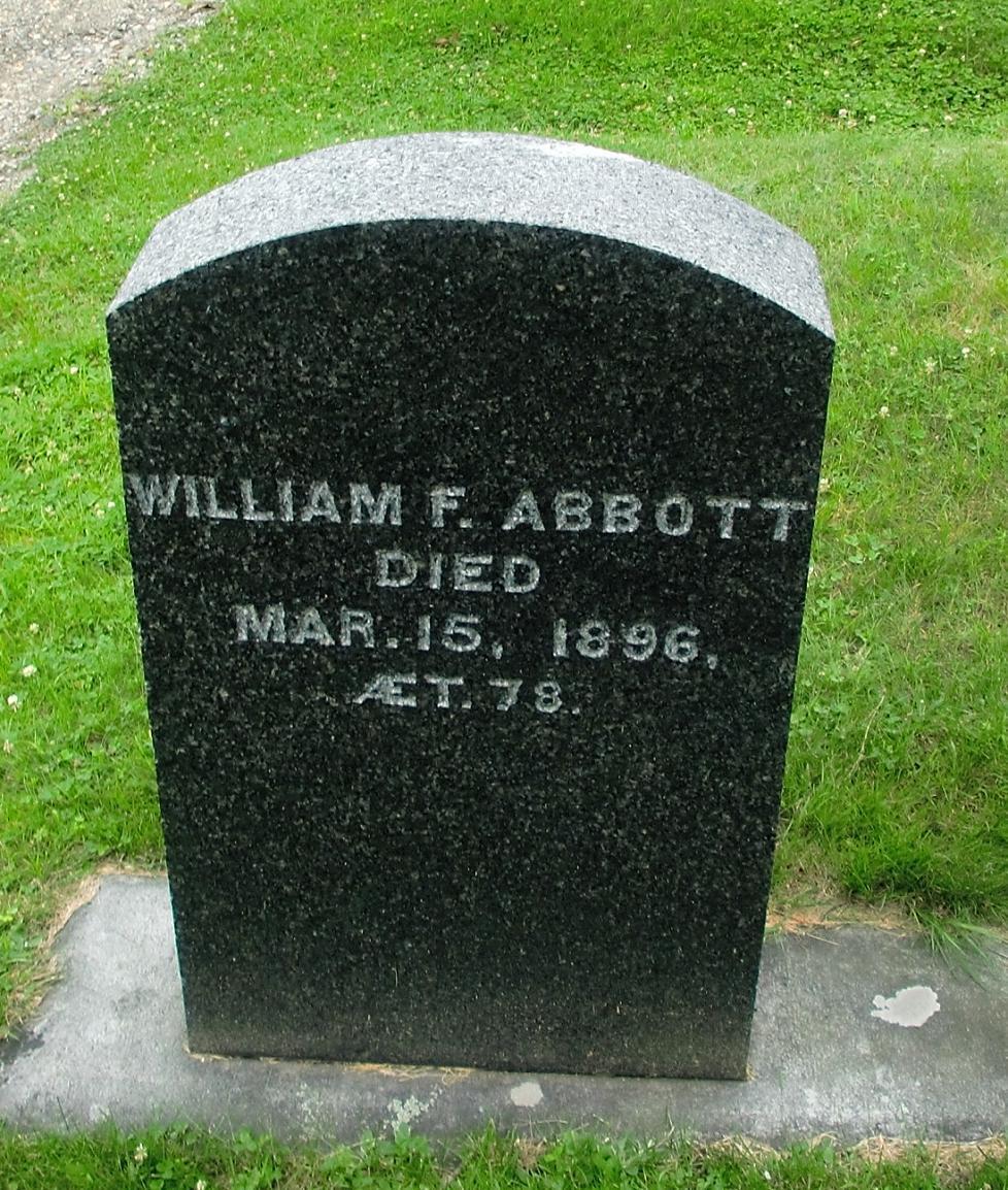 Sewell W Abbott