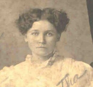 Bertha Caroline Bordis